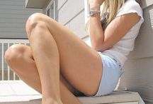 Her uncovered feet
