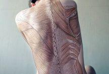 Anatomy Tattoos