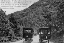 Streetcars & Trains