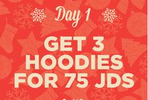 12 Days of Christmas / A new offer everyday at our stores :)