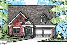 Colonial Home Plans / Colonial style home plans