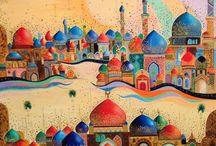 Pittura araba