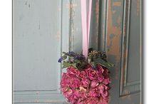 Сушеные розы