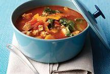 Soups!  / by Crystal Sendler