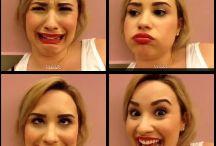 Demi, Miley, TVD