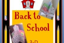 back to school classroom ideas / by Lisa Diecidue