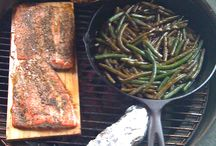 GOING KAMADO! / by Andy Brown
