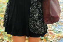 Dress in winter