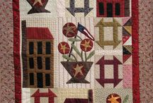 wall hanging / by Gaile Schriber