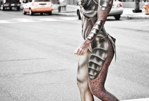 FP-A-Alex Hanson - Body Artist / Body painter from Montreal