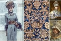 fashion inspiration::russian style / by Anastasia Dolotov