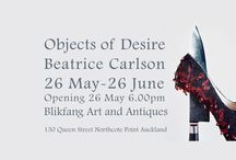 Beatrice Carlson New Exhibition