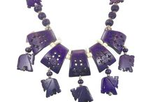 Purple Stuff / I love purple! / by Bluetina Jewellery