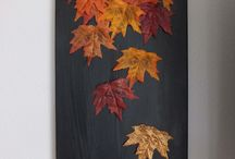 Fall crafting
