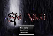 ~Shi Nikki~ (My yume nikki fangame) / Music I plan to use, screenshots, character designs, yadda yadda. Some things will be used from my dream world.