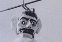 What a face! / Art and annual event Zozobra