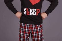 Pijamas invierno para él / Pijamas invierno para él