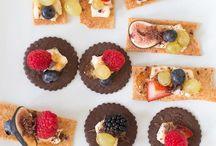 Rezepte | Dessert und Ideen für Nachtisch / Süße Ideen für den Nachtisch, besonderes Dessert für Fest und Feiern