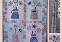 Quilts: Appliqué~~**~~ / Lovely appliqué quilts / by ☆ ☆ Alice Cooksey ☆ ☆