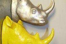 Animal sculpture