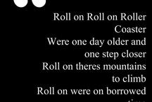 Lyrics with meaning