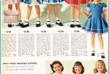 girls fashion 40s