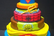 Brayden's birthday ideas / by Tiffany Hoff