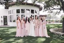 Bridesmaids and Groomsmen / Color and fashion inspiration for your bridesmaids and groomsmen. All photos by Jessica Frey Photography. Wedding photography in Austin, TX and worldwide.