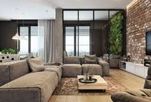 Marcin - dom styl loftowy
