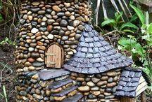 Домик из камней