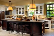 The Heart of the Home / Kitchen inspiration