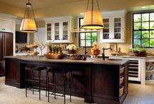 Kitchens / by Sharon Mason