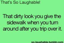 That's So Laughable! / Relatable humor we get around by...