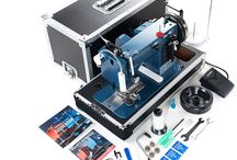 Sewing Machines, Parts and Accessories