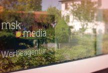 msk media Office / #Büro #Einblick #Arbeitsweise #Innenraum #Design #Architektur