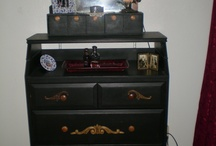 Garage Sale Finds Transformed / by Holly Phillips