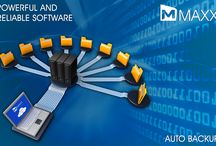Auto – Backup / Auto – Backup is used to take a compressed copy of data in a predefined directory.... http://maxxerp.blogspot.in/2013/10/maxx-powerful-and-reliable-software.html