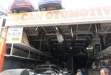 Yıldız Sanayi Sitesi / Oto ,Kamyon,Ticari, 4x4Arazi Çift Kabin Çıkma Yedek Parça