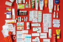 путешествия, аптечка