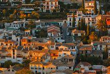 Tierra soñada #Granada / vamos