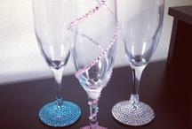 Rhinestone Glasses