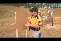 Guns - Pistol Training & Tips / by Barbed Wire