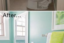 Bathroom decorating ideeas