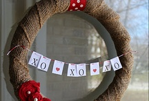 Wreath Ideas / 'Cause a front door should always have a wreath hanging to welcome you home and basically, wreaths are my weakness.