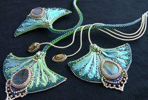 mixed media jewellery