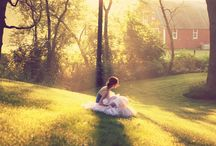 Lovely and Pretty / Photography and pictures that I love of being outdoors among gardens, flowers, and sunshine!