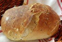 chléb pečivo