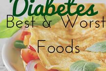 HEALTH - Diabetes / by Bea Rudd