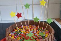 My cakes / Mina tårtor