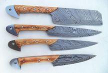 Weet knives